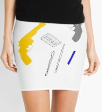 drugs Mini Skirt