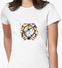 Spiderotts Women's Fitted T-Shirt
