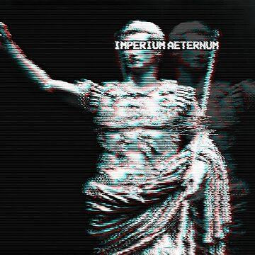 Power Forever, Imperium Aeternum - Vaporwave de ChanTees