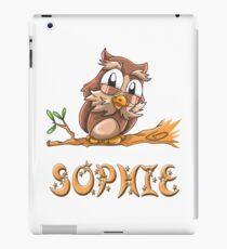 Sophie Owl iPad Case/Skin