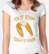 Son of Athena Women's Fitted Scoop T-Shirt