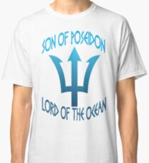 Son of Poseidon Classic T-Shirt