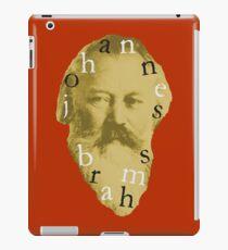 Brahms 4 (Red) iPad Case/Skin