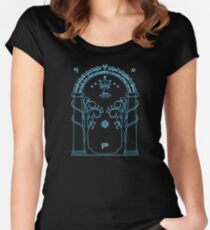 Gate to Moria Women's Fitted Scoop T-Shirt