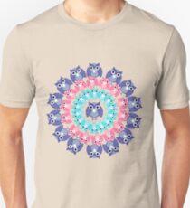 circle of owls T-shirt  Unisex T-Shirt