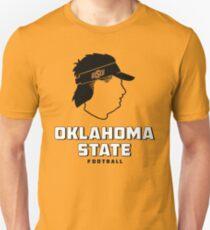 mike gundy mullet salary oklahoma State Cowboys football Unisex T-Shirt