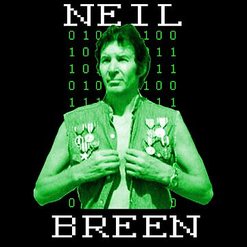 Neil Breen - Super Hacker by apollocreed