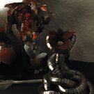 Z dragon&cobra by Zepadeedee