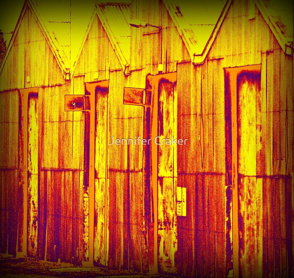 Factory Doors edited by Jennifer Craker
