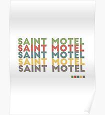 Saint Motel Poster