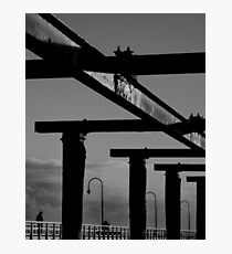 Girder Photographic Print