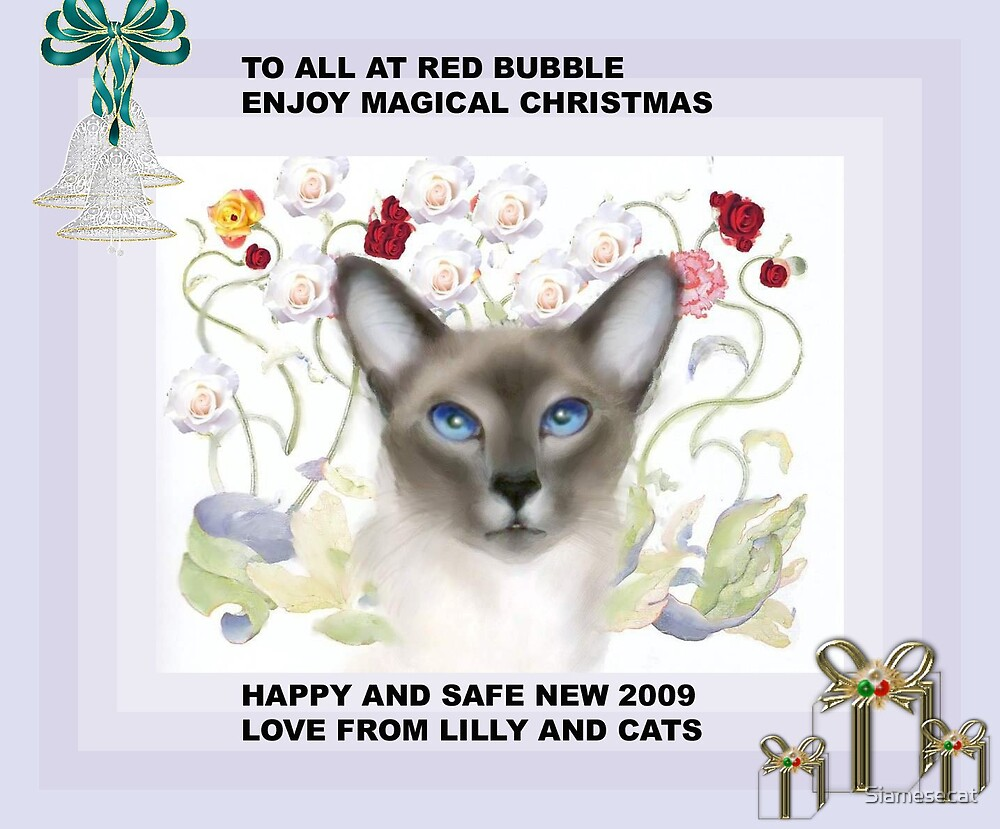 To ALL here at RB.. by Siamesecat