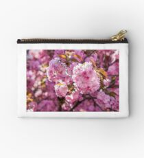 pink blossomed sakura flowers Studio Pouch
