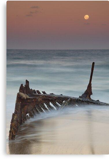 The Cruel Sea by AdamDonnelly