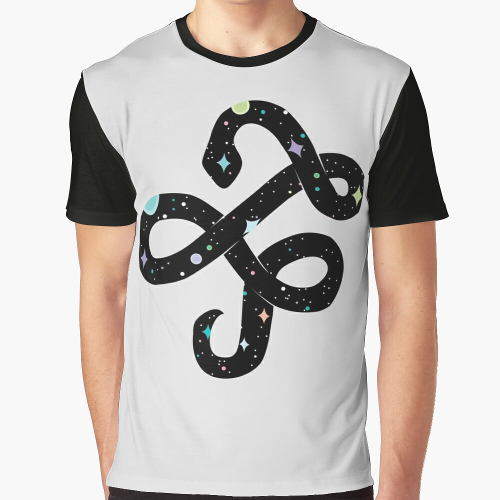 Snake of Chaos Graphic T-Shirt