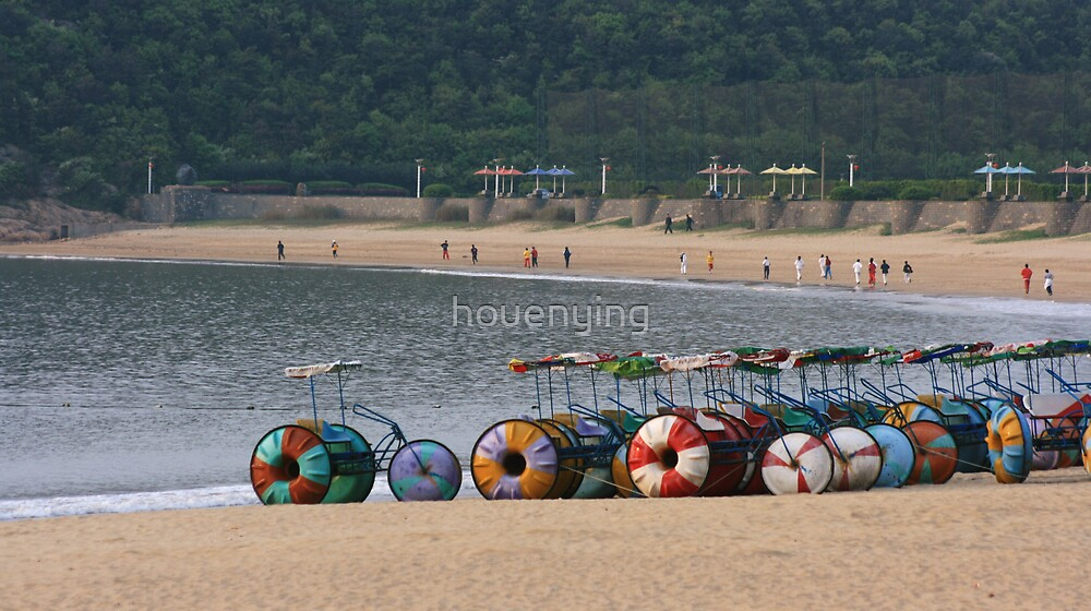 The colour bay by houenying