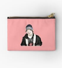 Life Is Smile Zipper Pouch