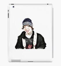 Life Is Smile iPad Case/Skin