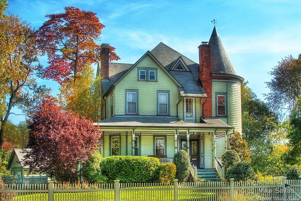 Dream house fantasy by Michael Savad