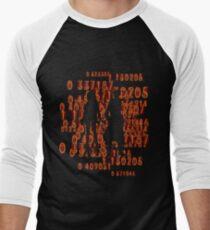 Chaos theory's Homeostasis Men's Baseball ¾ T-Shirt