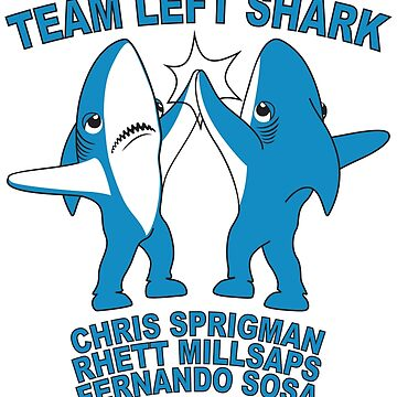 Team Left Shark by Amznfx