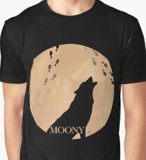 Moony Graphic T-Shirt