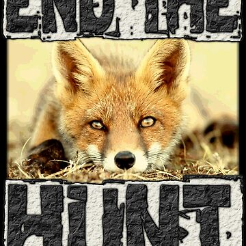 END THE HUNT by Paparaw