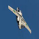SAAB 105/SK60E 60140/SE-DXG vertical by Colin Smedley