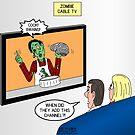 The Zombie Channel by Rich Diesslin