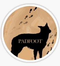 Padfoot Sticker