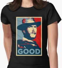 Good - The Good, The Bad and The Ugly Women's Fitted T-Shirt