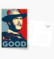 Good - The Good, The Bad and The Ugly Postcards