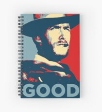 Good - The Good, The Bad and The Ugly Spiral Notebook