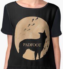 Padfoot Chiffon Top