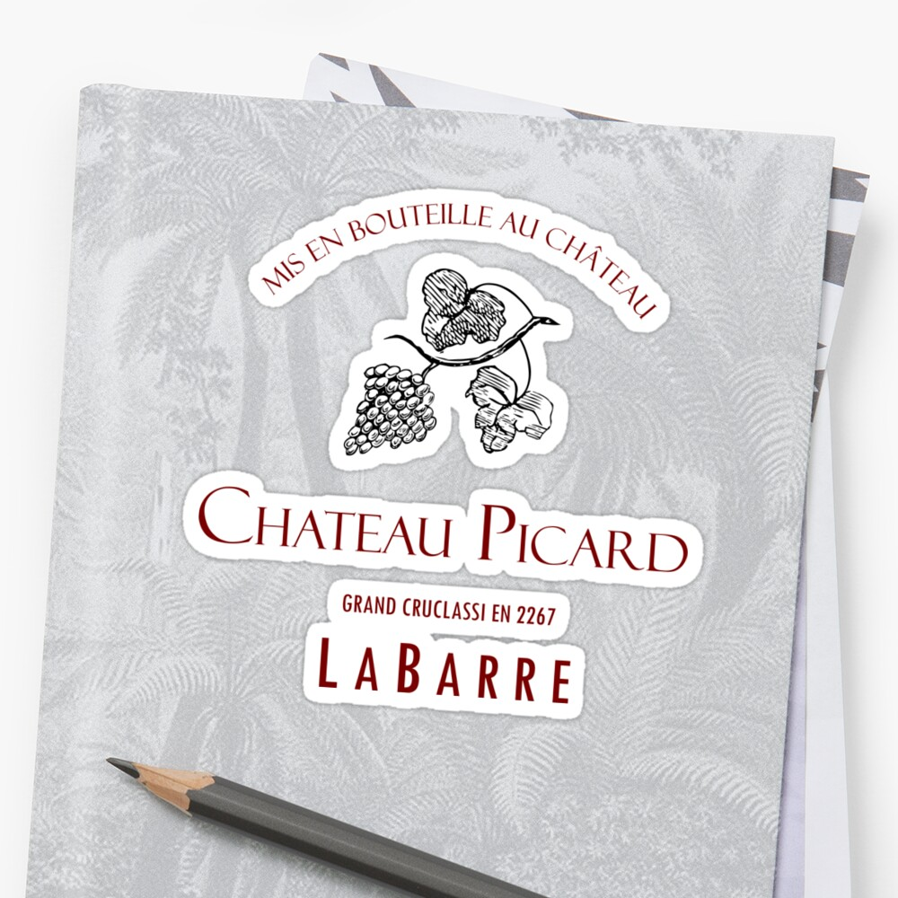 Chateau Picard Vintage - 2267 by McShortRound