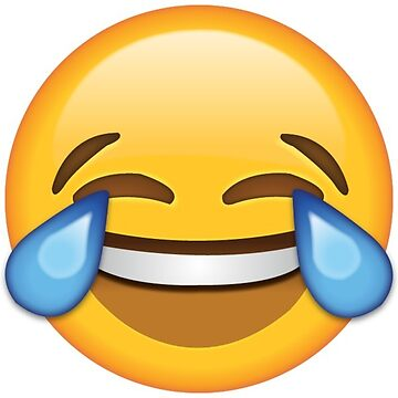 Laughing Out Loud Emoji by Daniel-Hoving