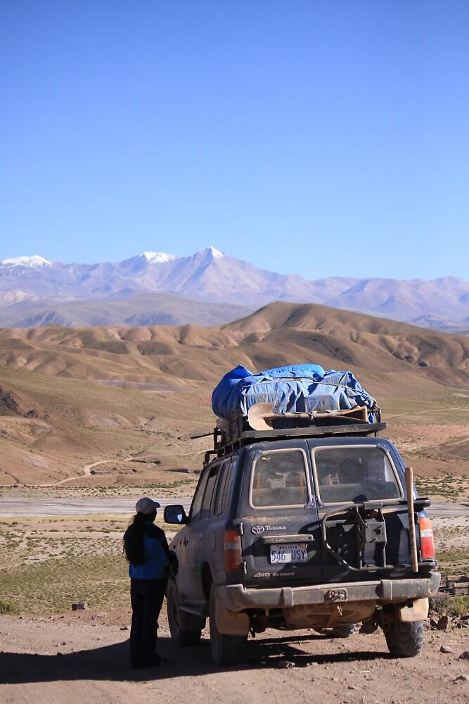 bolivian highlands by nickaldridge