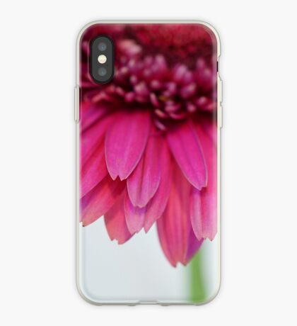 Shy Daisy iPhone Case