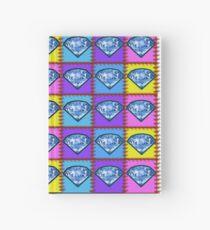 diamonds2 Hardcover Journal