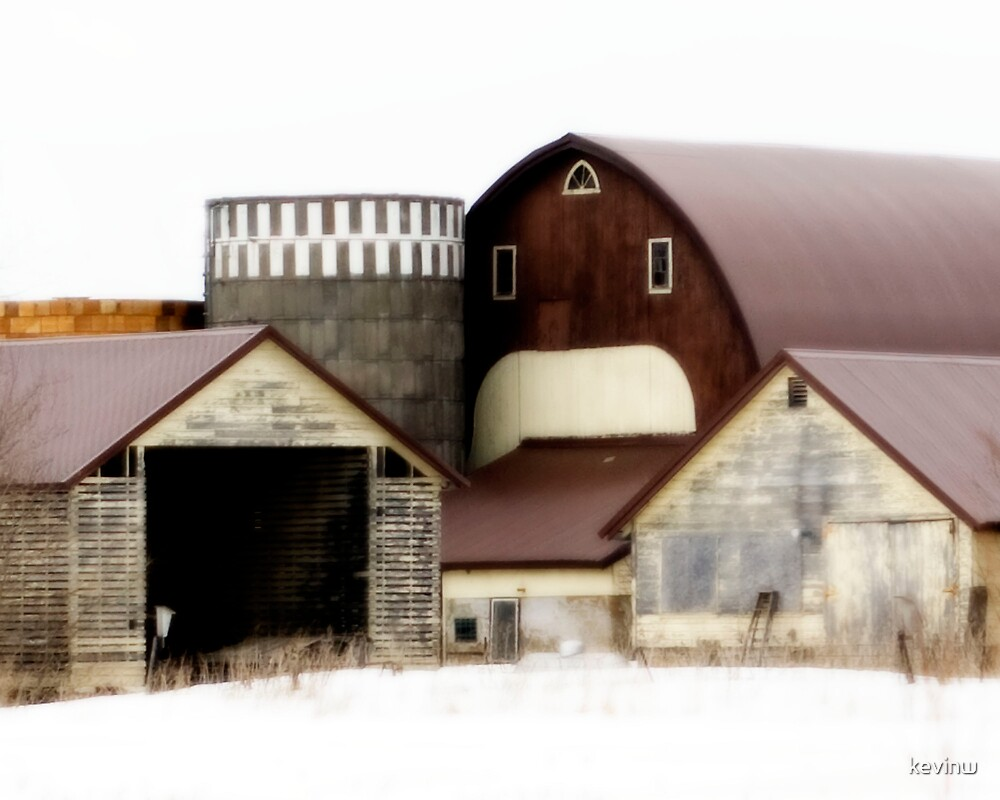 Barn addiction by kevinw
