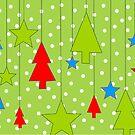 Hanging Christmas by Hena Tayeb