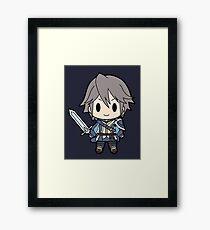 Inigo Chibi Framed Print