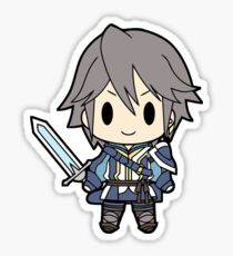 Inigo Chibi Sticker