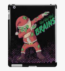 Dabbing Santa Zombie Christmas Design iPad Case/Skin