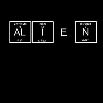 Alien by PopCultureKiddo
