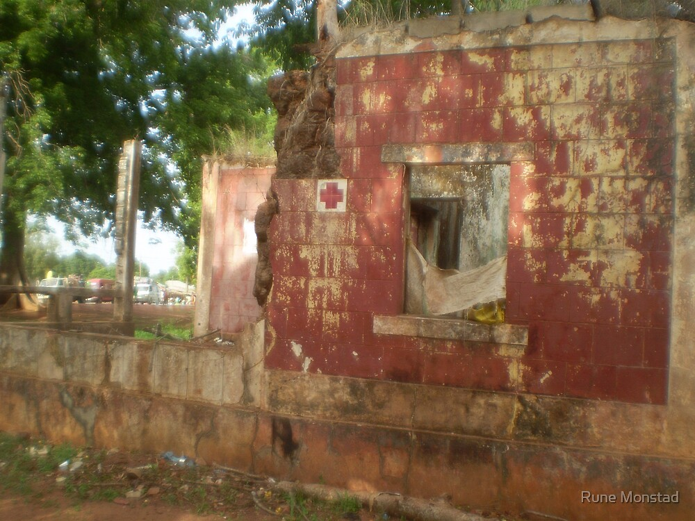Guinea Bissau by Rune Monstad