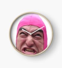 Pink Guy Filthy Frank Youtube  Clock