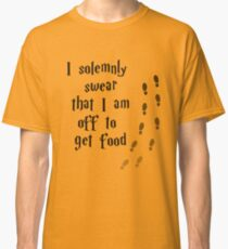 Solemnly Swear Classic T-Shirt