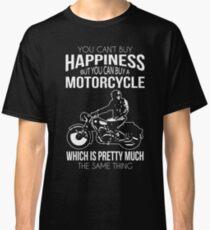 El dinero no puede comprar tu felicidad Camiseta clásica