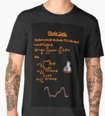Joseph Fourier and Fourier Series Men's Premium T-Shirt